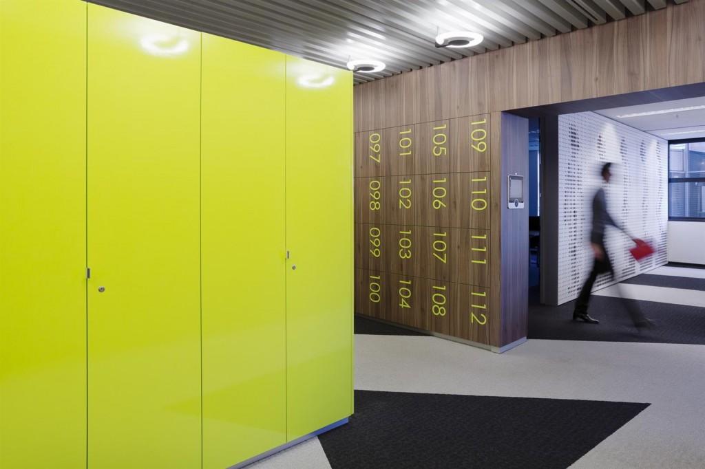 CZ -lockerruimte