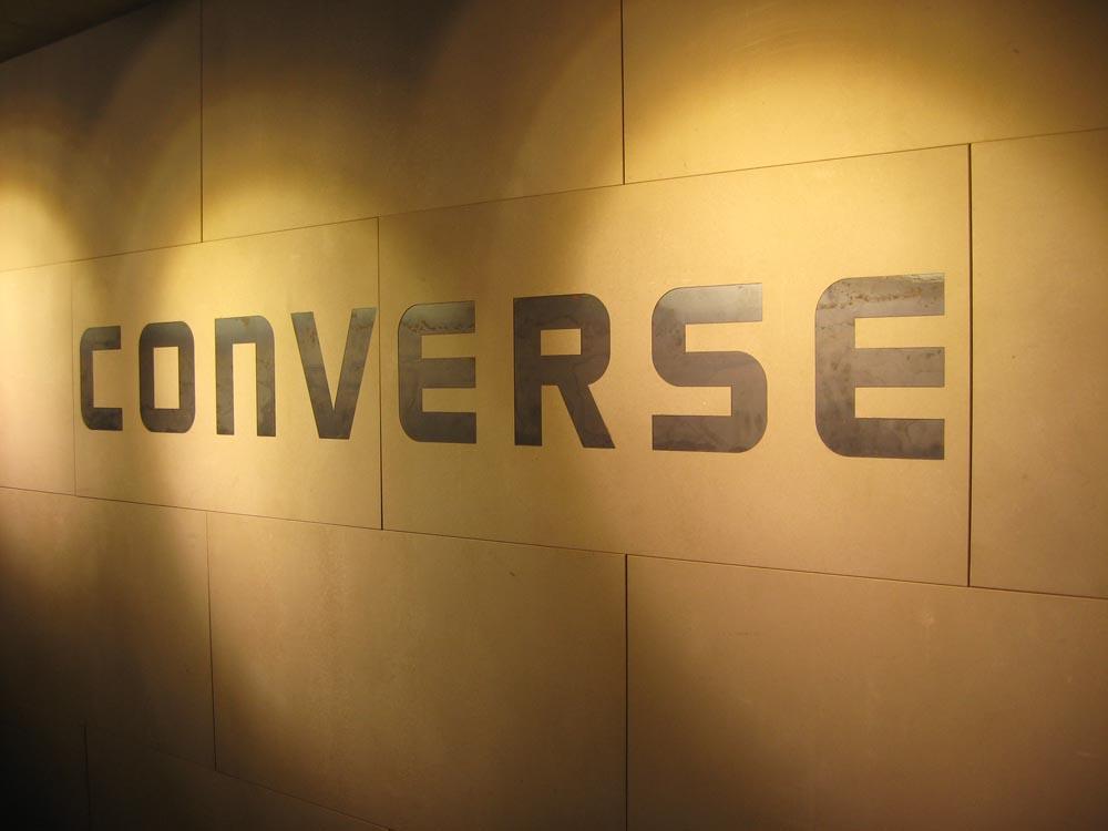 showroom, converse